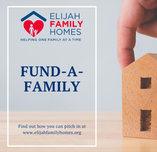 Elijah Family Homes Launches COVID-19 Response Campaign
